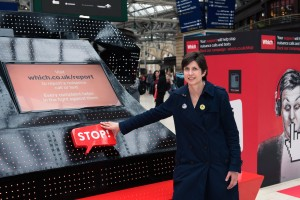 Alison Thewliss MP slams nuisance calls at the launch of Which's Nuisance Calls campaign