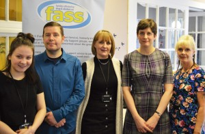 Alison Thewliss MP meets with representatives of the Family Addiction Support Service to hear more about the services they provide to recovering alcohol and drug users