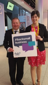 Alison Thewliss MP meeting with representatives of the Federation of Small Businesses