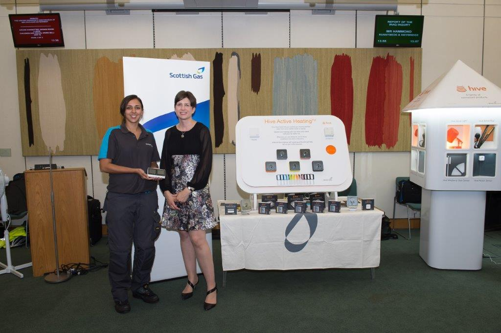 Alison Thewliss MP helps constituents get smart with energy
