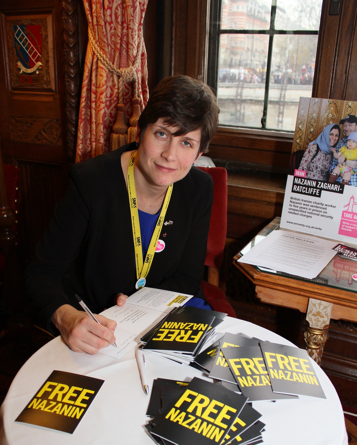 Alison Thewliss MP calls for justice for International Human Rights Day