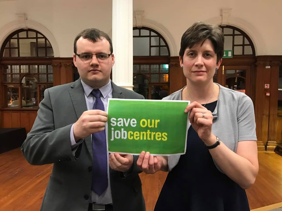 Bridgeton MP slams Government's handling of JobCentre closure
