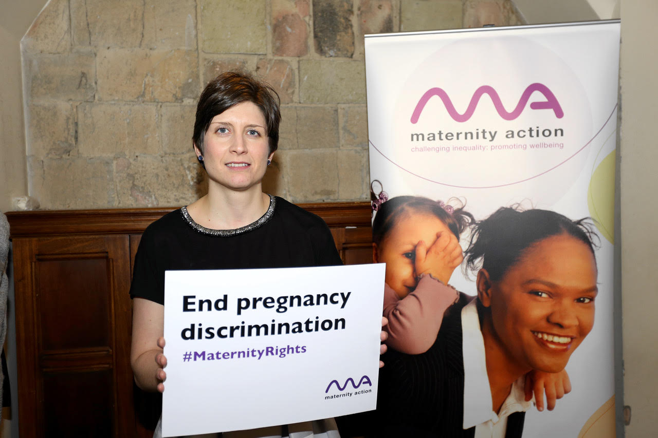 Action to end pregnancy and maternity discrimination
