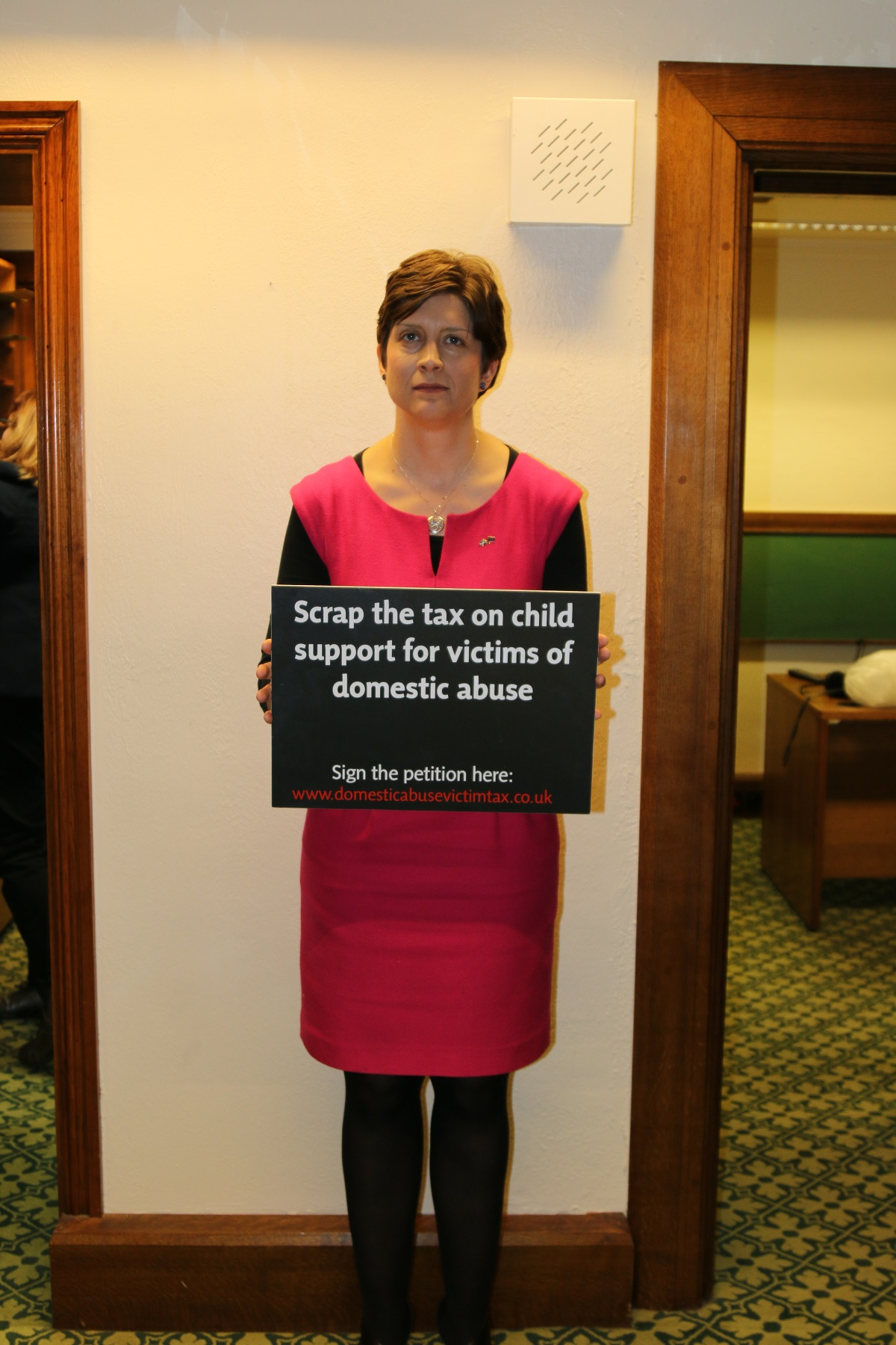 Alison Thewliss MP calls for public response on domestic abuse victim tax