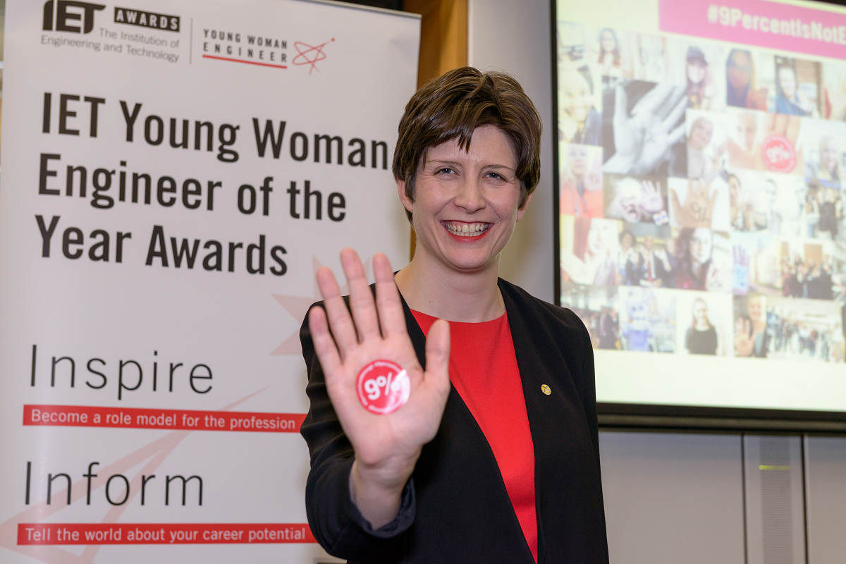 MP supports campaign to boost number of female engineers in the UK