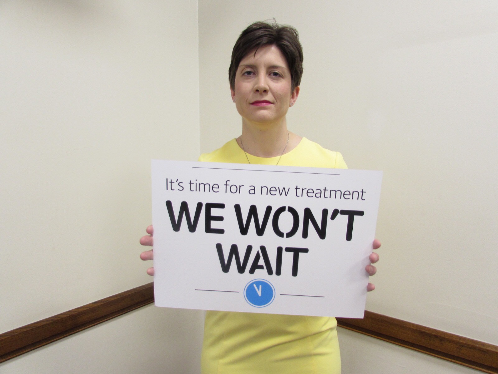 Alison Thewliss MP supports campaign to revolutionise Parkinson's research