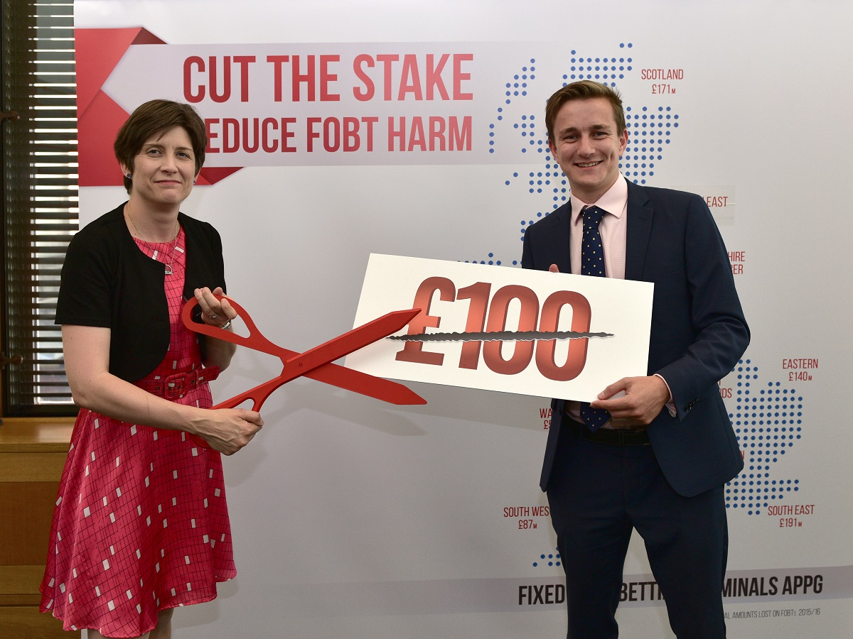 Alison Thewliss MP calls for action on Fixed Odds Betting Terminals