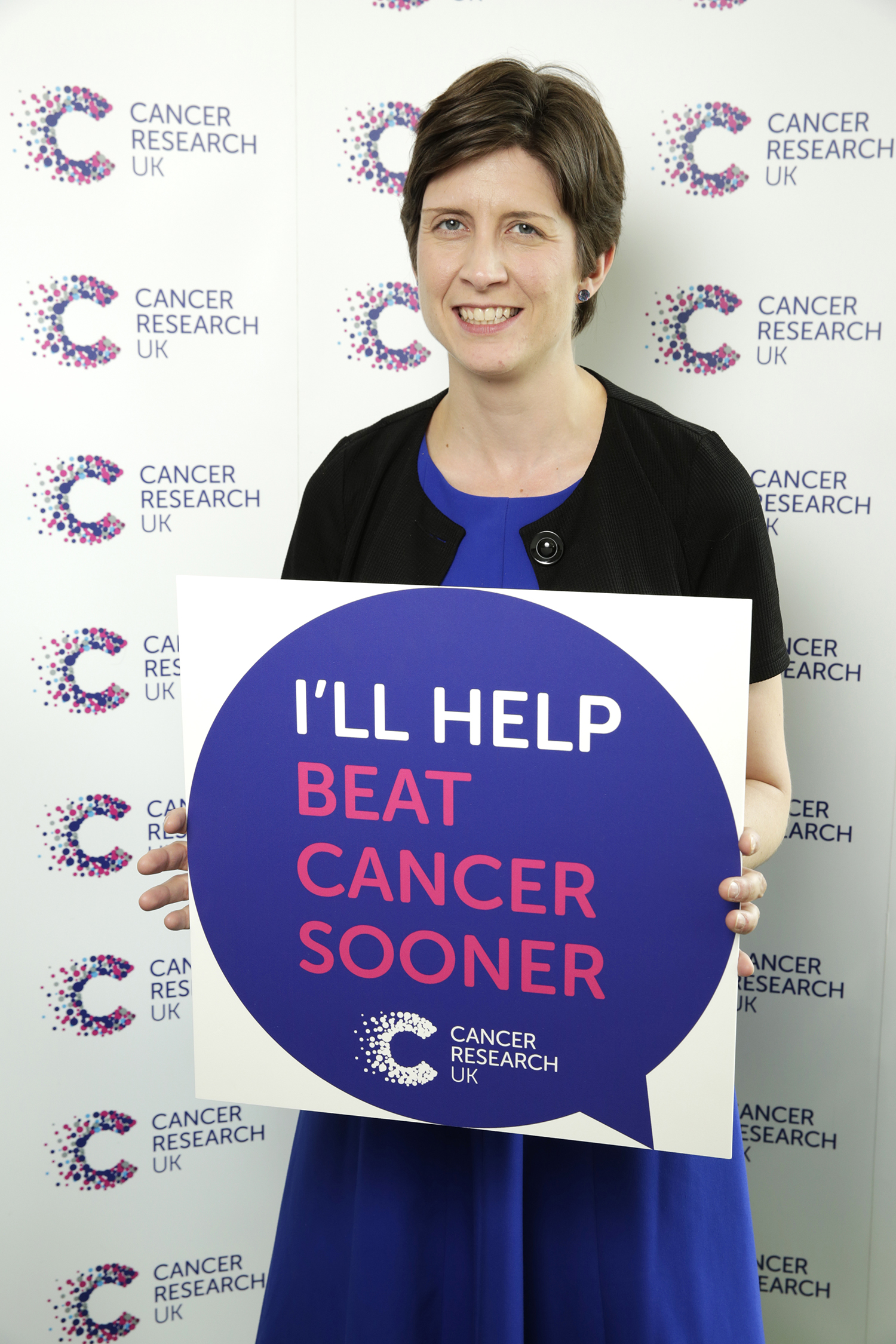 Alison Thewliss MP pledges to help beat cancer sooner