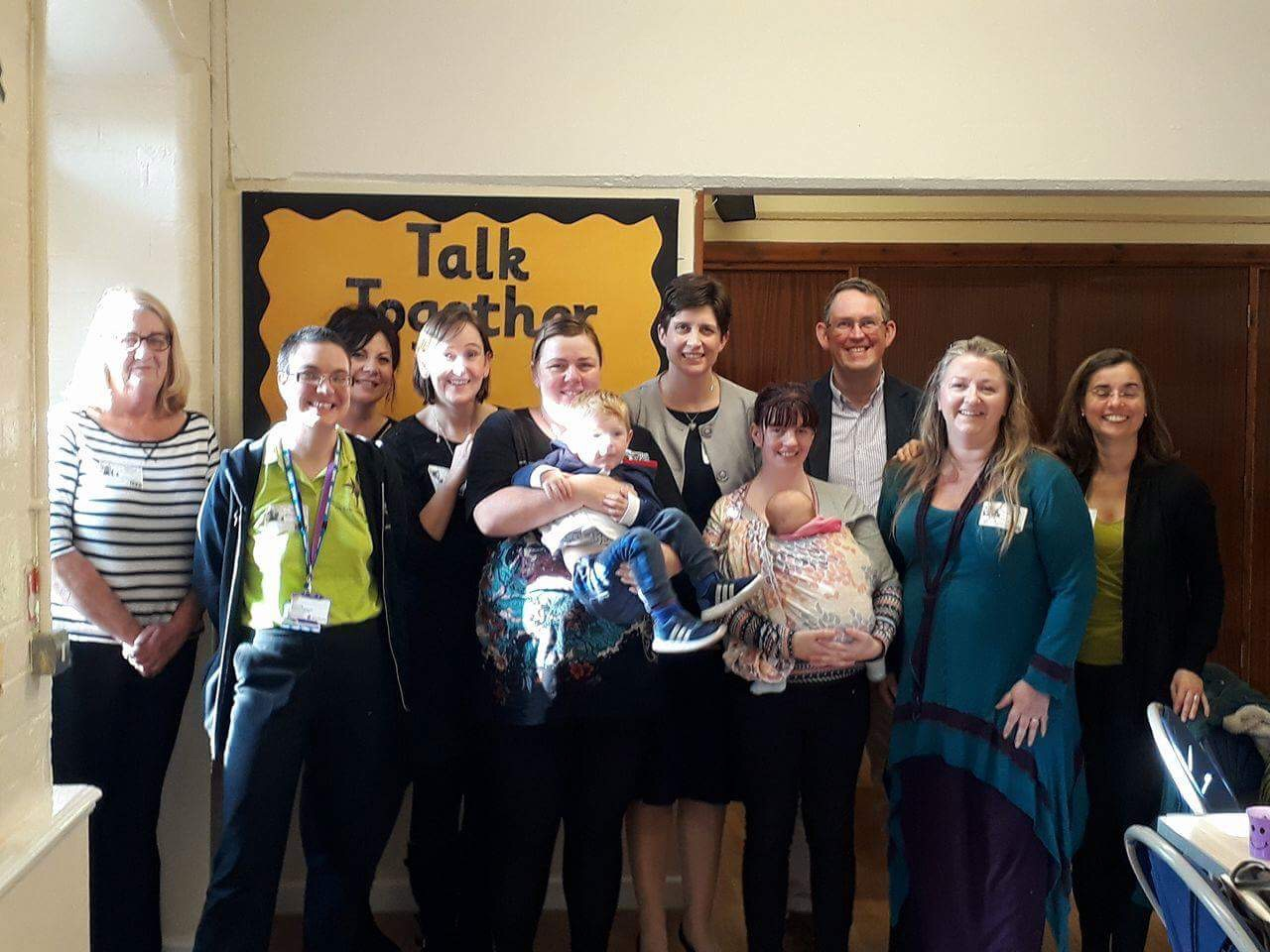 MP to visit Blackpool to highlight cuts to breastfeeding support services