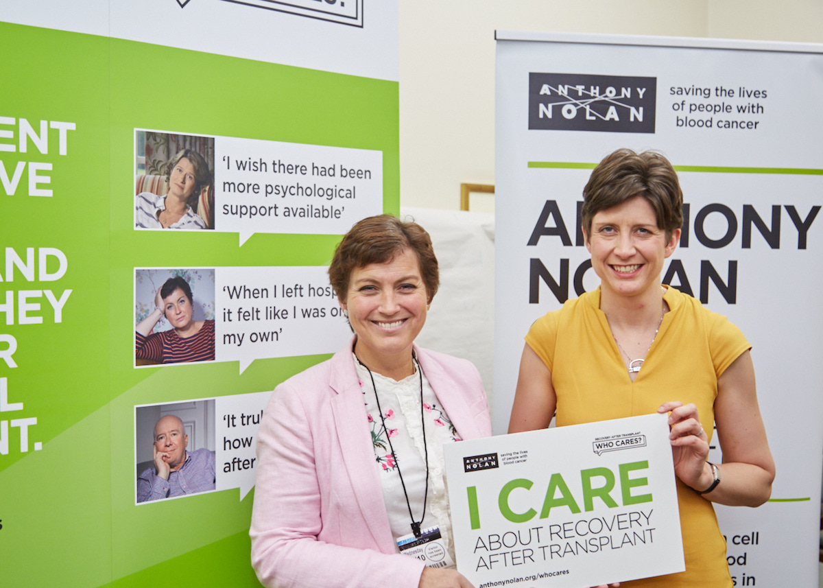 Alison Thewliss MP backs campaign for better post-transplant care