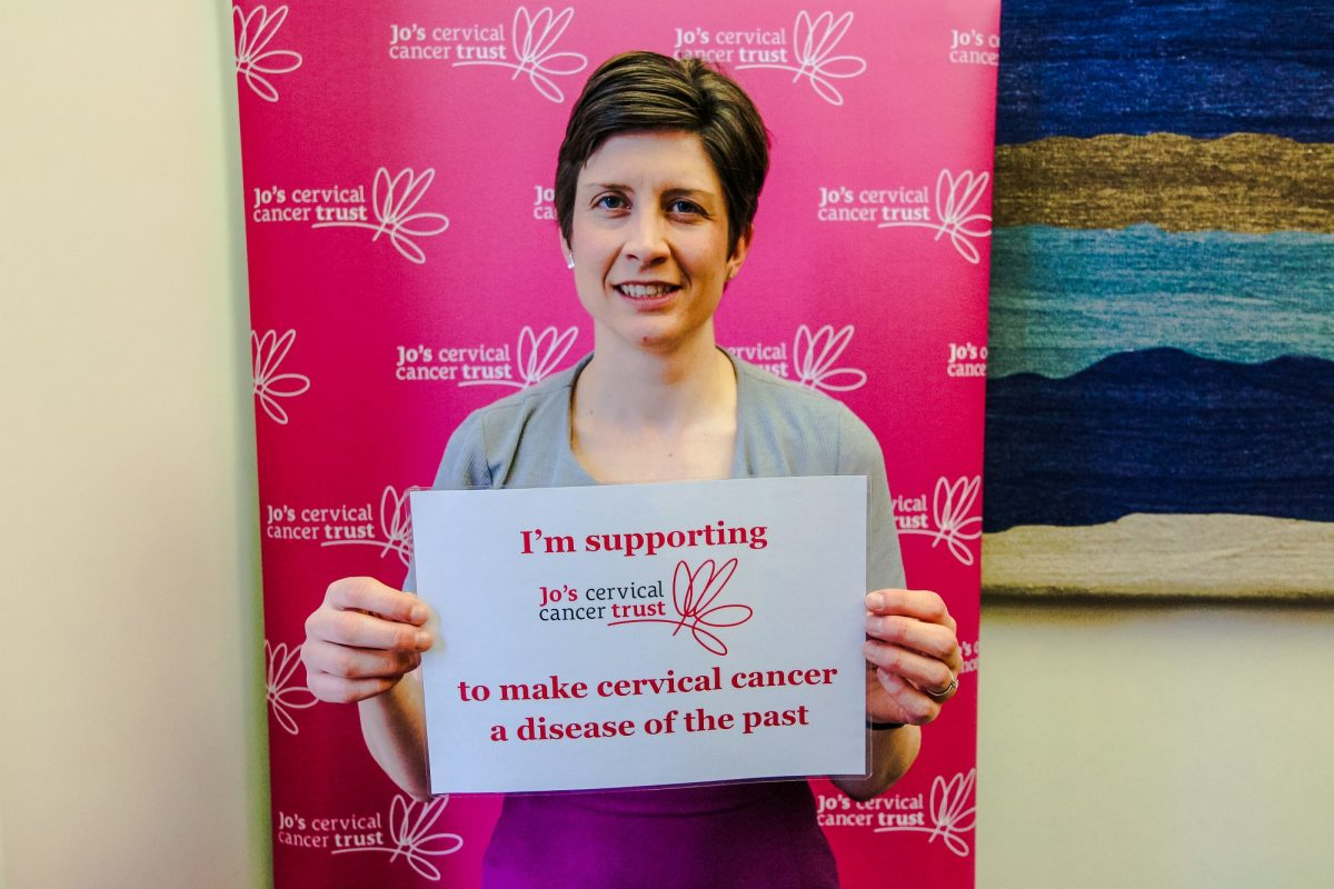 Alison Thewliss MP urges women in Glasgow to attend cervical screening as attendance falls across the UK